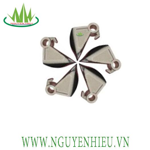 Cò tách giấy rulo sấy Minolta DI420/500 (5c/b)