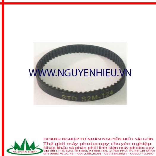 Dây coroa giấy Ricoh 2075/MP8000 - S2M-124