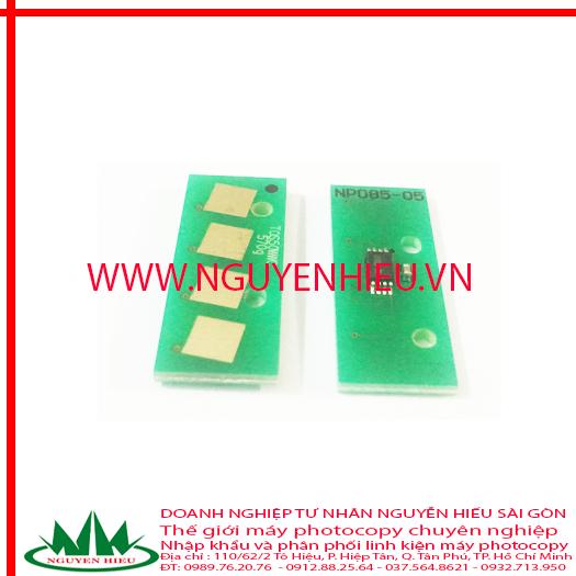 Chíp mực Toshiba 3555c/4555c/5055c - xanh đỏ vàng đen