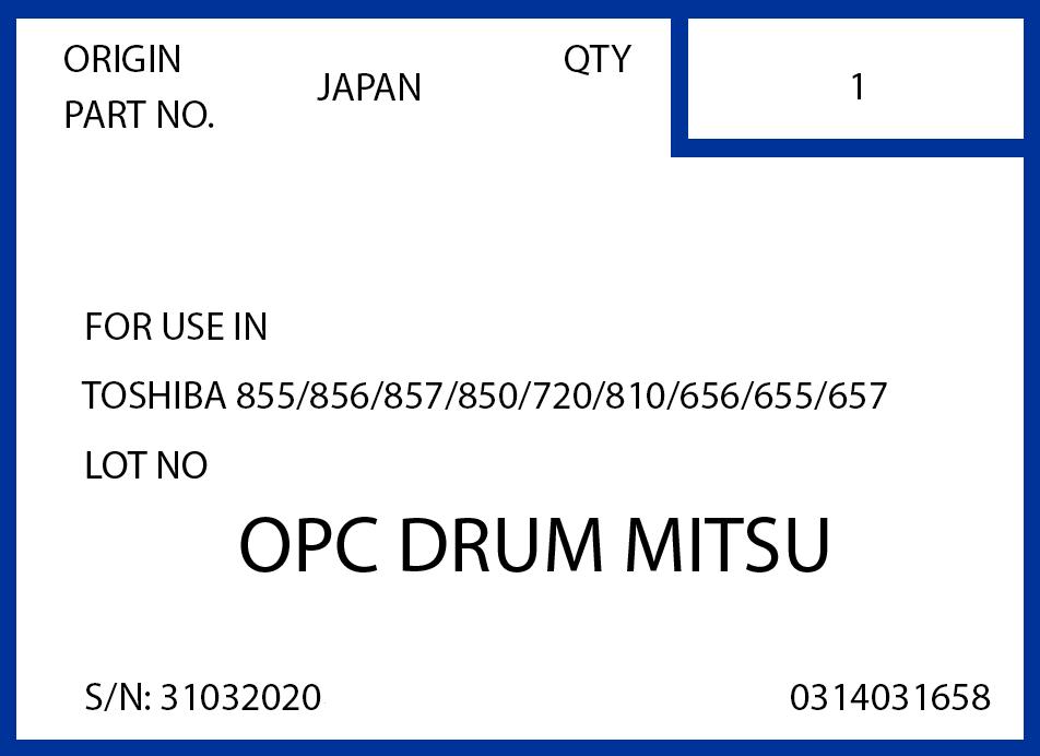 DRUM MISU 720