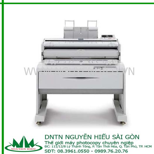 Máy Photocopy A0 Ricoh FW780