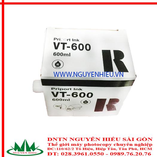Mực cartridge in VT600 (Đen)