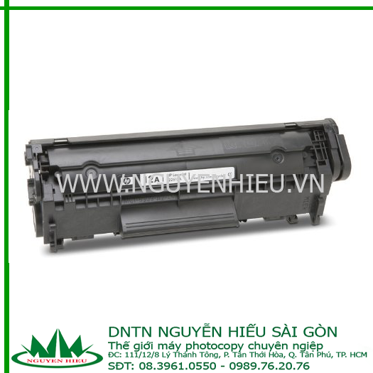 Hộp mực / Cartridge HP 12A