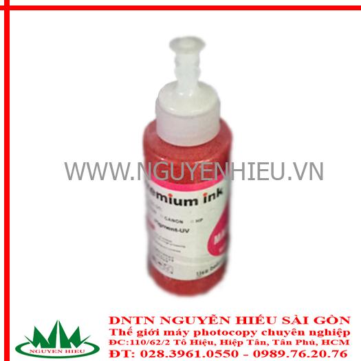 Mực dầu Epson T60/50 - 100ml - đỏ đậm