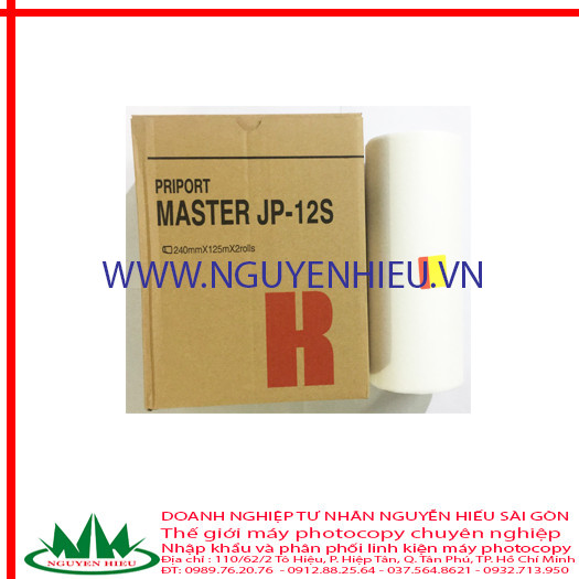 Masters JP12 - A4